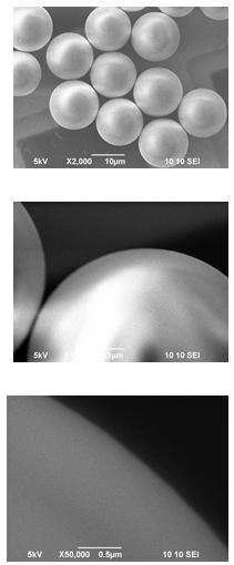 monodisperse Silica-Microspheres